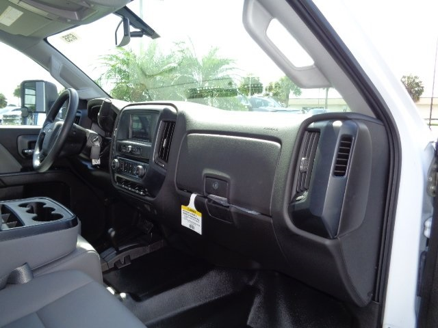 2016 Silverado 3500 Crew Cab 4x4, CM Truck Beds Platform Body #N6755 - photo 9