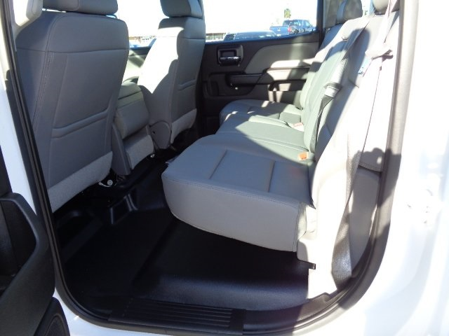 2016 Silverado 3500 Crew Cab 4x4, Platform Body #N6802 - photo 14