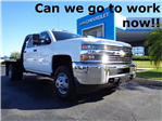 2017 Silverado 3500 Crew Cab 4x4, Platform Body #N7242 - photo 1
