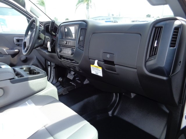 2017 Silverado 3500 Regular Cab 4x4, Cab Chassis #N7396 - photo 9