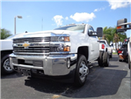 2017 Silverado 3500 Regular Cab 4x4, Cab Chassis #N7396 - photo 1