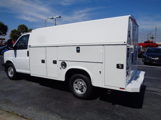 2017 Express 3500 Service Utility Van #N7461 - photo 6