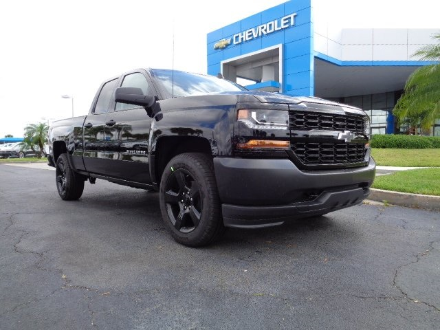 2017 Silverado 1500 Double Cab 4x4 Pickup #N7477 - photo 1