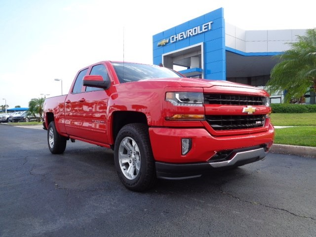 2017 Silverado 1500 Double Cab 4x4 Pickup #N7483 - photo 1