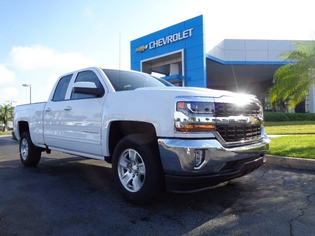 2017 Silverado 1500 Double Cab Pickup #N7486 - photo 1