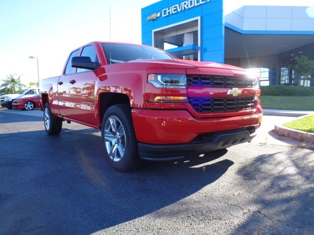 2017 Silverado 1500 Double Cab Pickup #N7524 - photo 1