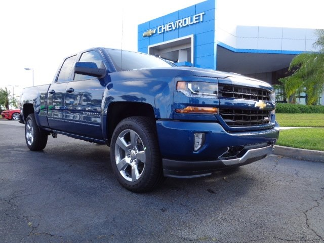 2017 Silverado 1500 Double Cab 4x4 Pickup #N7525 - photo 1