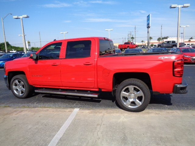 2017 Silverado 1500 Crew Cab 4x4 Pickup #N7647 - photo 6