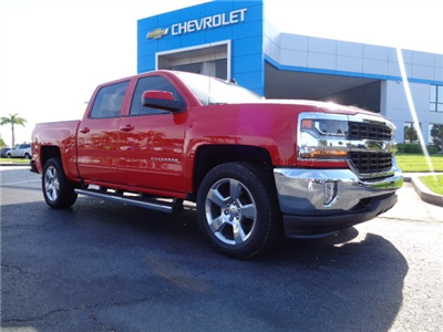 2017 Silverado 1500 Crew Cab 4x4 Pickup #N7647 - photo 1