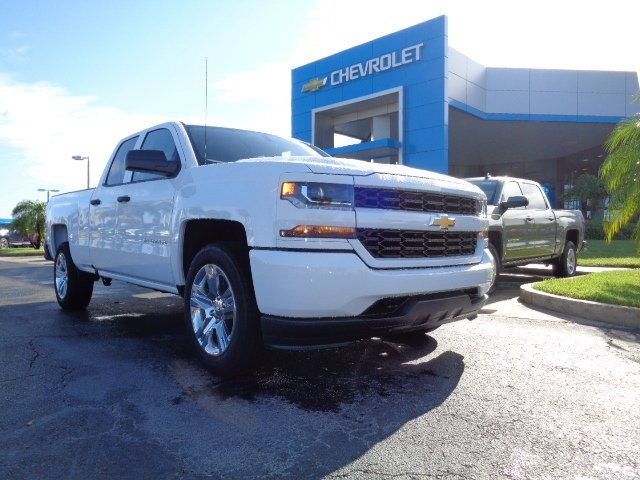 2017 Silverado 1500 Double Cab Pickup #N7688 - photo 16