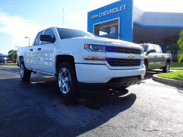 2017 Silverado 1500 Double Cab Pickup #N7688 - photo 1