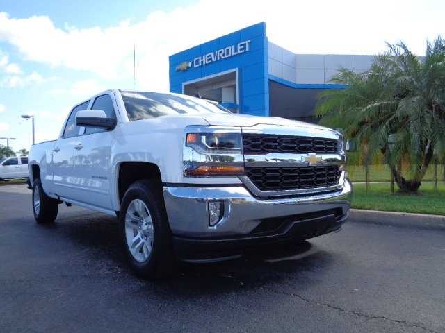 2017 Silverado 1500 Crew Cab Pickup #N7781 - photo 16