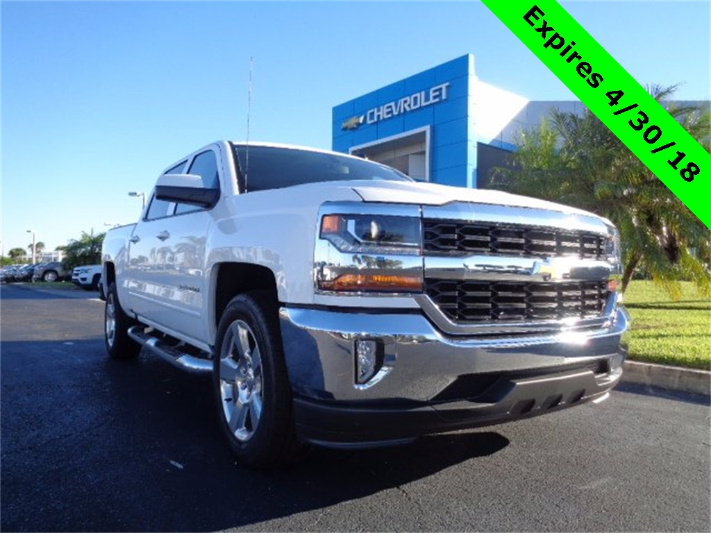 2017 Silverado 1500 Crew Cab, Pickup #N7883 - photo 1