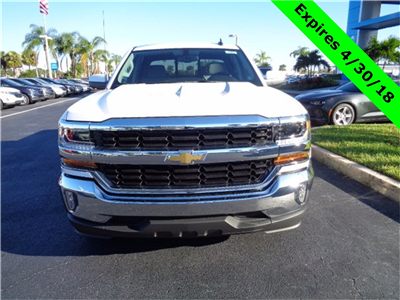 2017 Silverado 1500 Crew Cab, Pickup #N7883 - photo 3