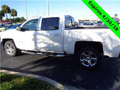 2017 Silverado 1500 Crew Cab, Pickup #N7883 - photo 6