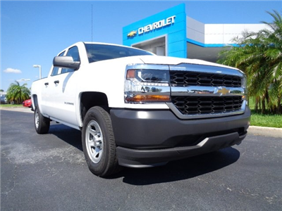 2018 Silverado 1500 Double Cab, Pickup #N8067 - photo 1