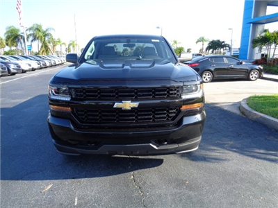2018 Silverado 1500 Extended Cab Pickup #N8074 - photo 3