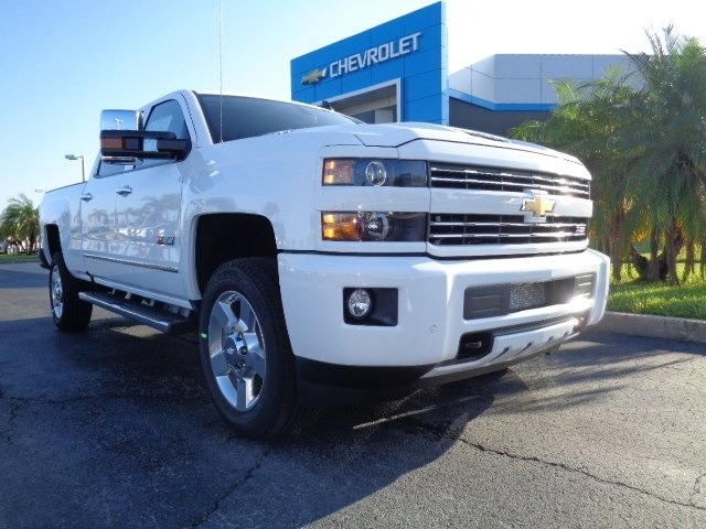 2018 Silverado 2500 Crew Cab 4x4 Pickup #N8103 - photo 15
