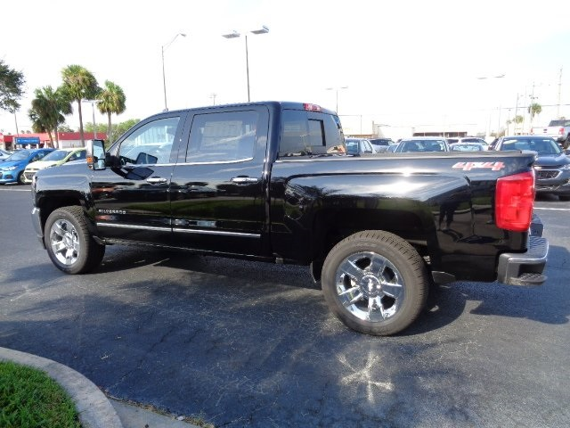 2018 Silverado 1500 Crew Cab 4x4 Pickup #N8114 - photo 6