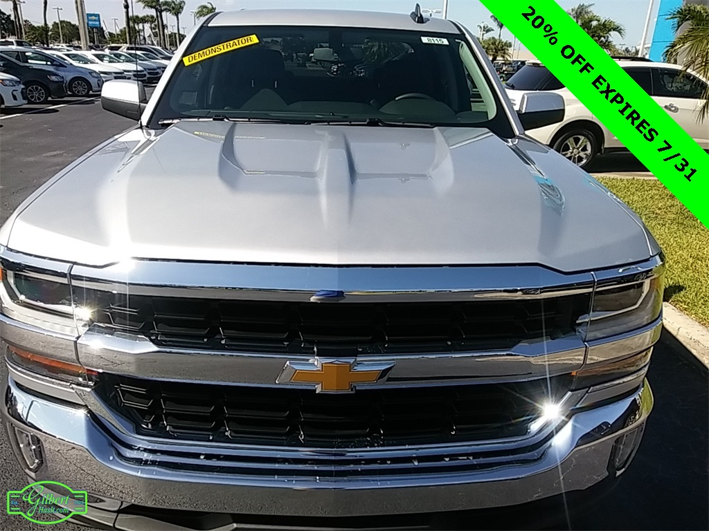 2018 Silverado 1500 Crew Cab,  Pickup #N8115 - photo 4