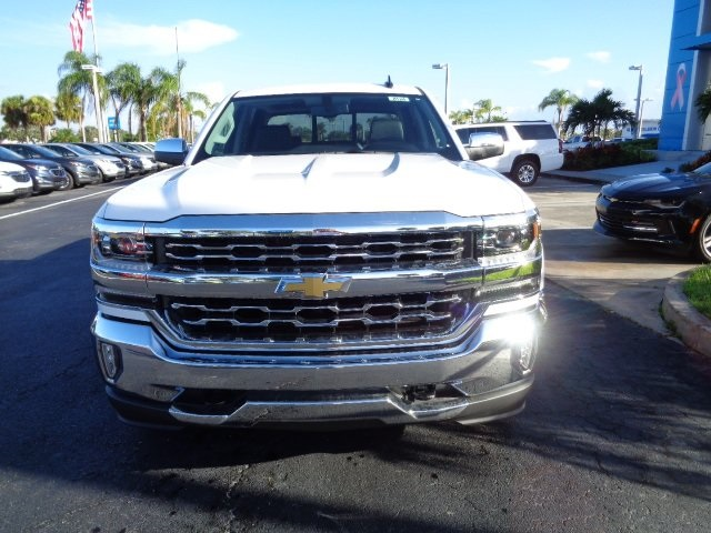 2018 Silverado 1500 Crew Cab Pickup #N8124 - photo 3