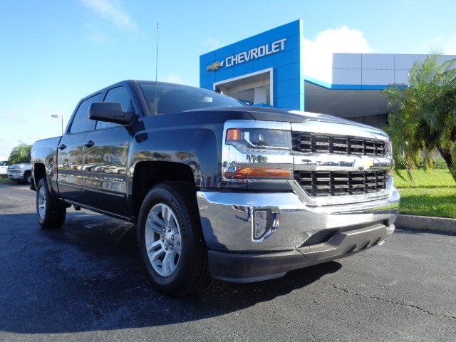 2018 Silverado 1500 Crew Cab, Pickup #N8128 - photo 1