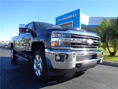 2018 Silverado 2500 Crew Cab 4x4 Pickup #N8131 - photo 23