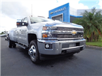 2018 Silverado 3500 Crew Cab 4x4 Pickup #N8133 - photo 1