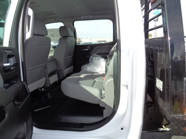 2018 Silverado 3500 Crew Cab DRW 4x4, CM Truck Beds RD Model Platform Body #N8146 - photo 12
