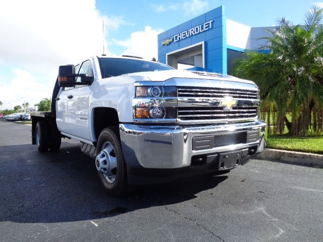 2018 Silverado 3500 Crew Cab DRW 4x4 Platform Body #N8151 - photo 21