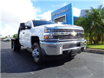 2018 Silverado 3500 Crew Cab DRW 4x4 Platform Body #N8151 - photo 1