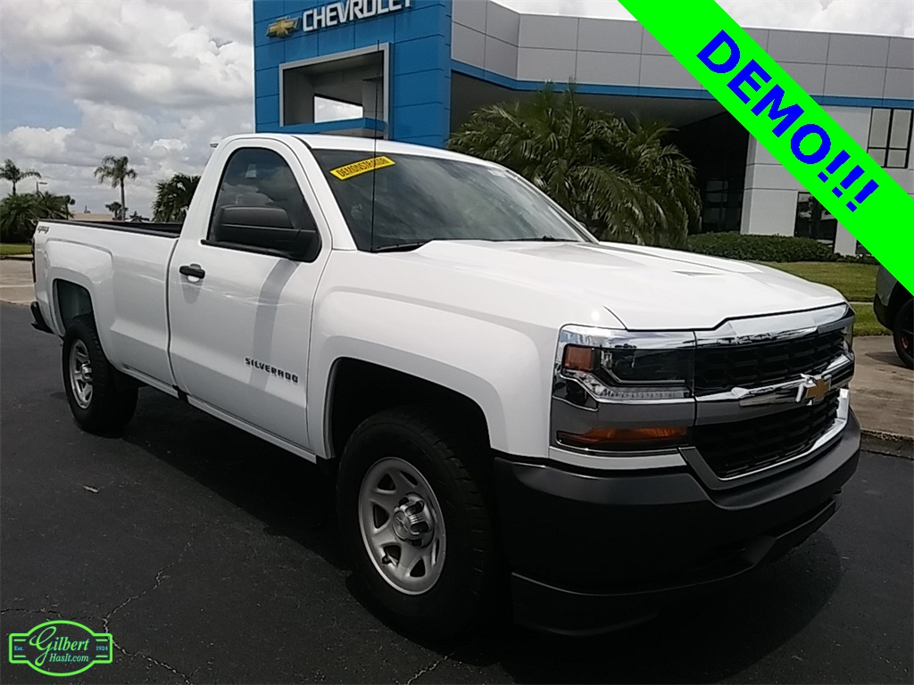 2018 Silverado 1500 Regular Cab 4x4 Pickup #N8163 - photo 1
