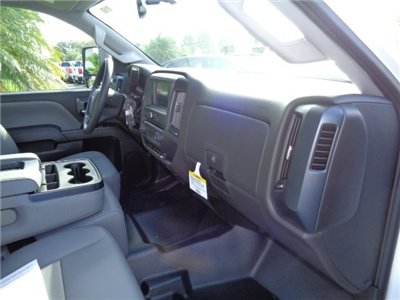 2018 Silverado 3500 Crew Cab DRW 4x2,  Knapheide Value-Master X Stake Bed #N8168 - photo 8