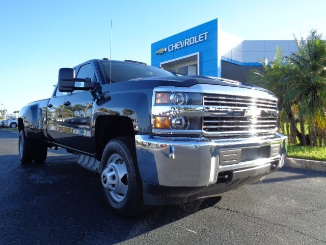 2018 Silverado 3500 Crew Cab 4x4 Pickup #N8170 - photo 18