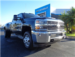 2018 Silverado 3500 Crew Cab 4x4 Pickup #N8170 - photo 1