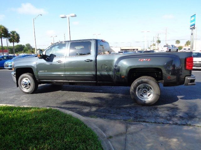 2018 Silverado 3500 Crew Cab 4x4 Pickup #N8183 - photo 6