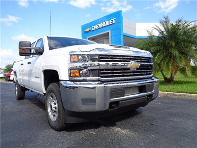 2018 Silverado 2500 Crew Cab 4x4 Pickup #N8187 - photo 1