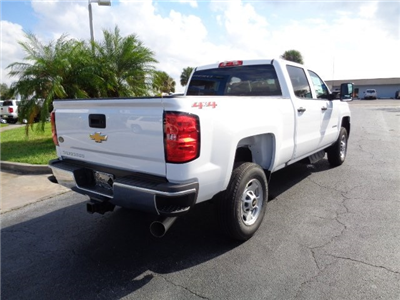 2018 Silverado 2500 Crew Cab 4x4 Pickup #N8187 - photo 2