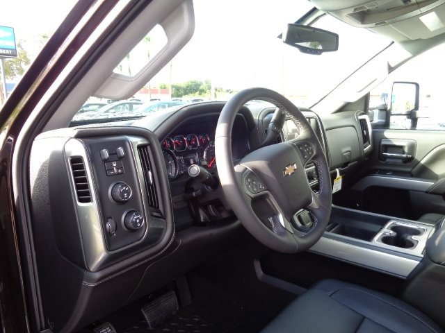 2018 Silverado 2500 Crew Cab 4x4 Pickup #N8205 - photo 16