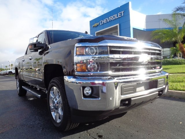 2018 Silverado 2500 Crew Cab 4x4 Pickup #N8205 - photo 23
