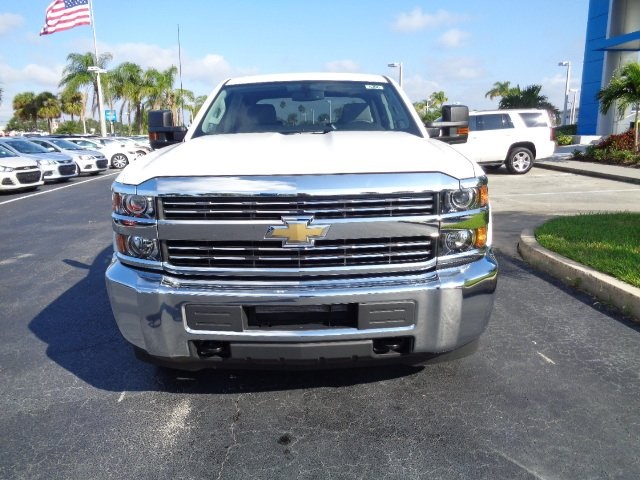 2018 Silverado 2500 Crew Cab 4x4, Pickup #N8206 - photo 3