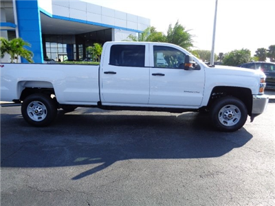 2018 Silverado 2500 Crew Cab 4x4, Pickup #N8206 - photo 4