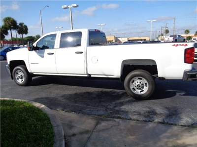 2018 Silverado 2500 Crew Cab 4x4, Pickup #N8206 - photo 2