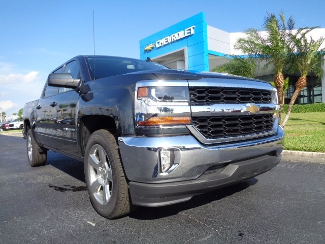 2018 Silverado 1500 Crew Cab Pickup #N8211 - photo 21