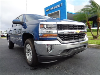 2018 Silverado 1500 Crew Cab, Pickup #N8220 - photo 1