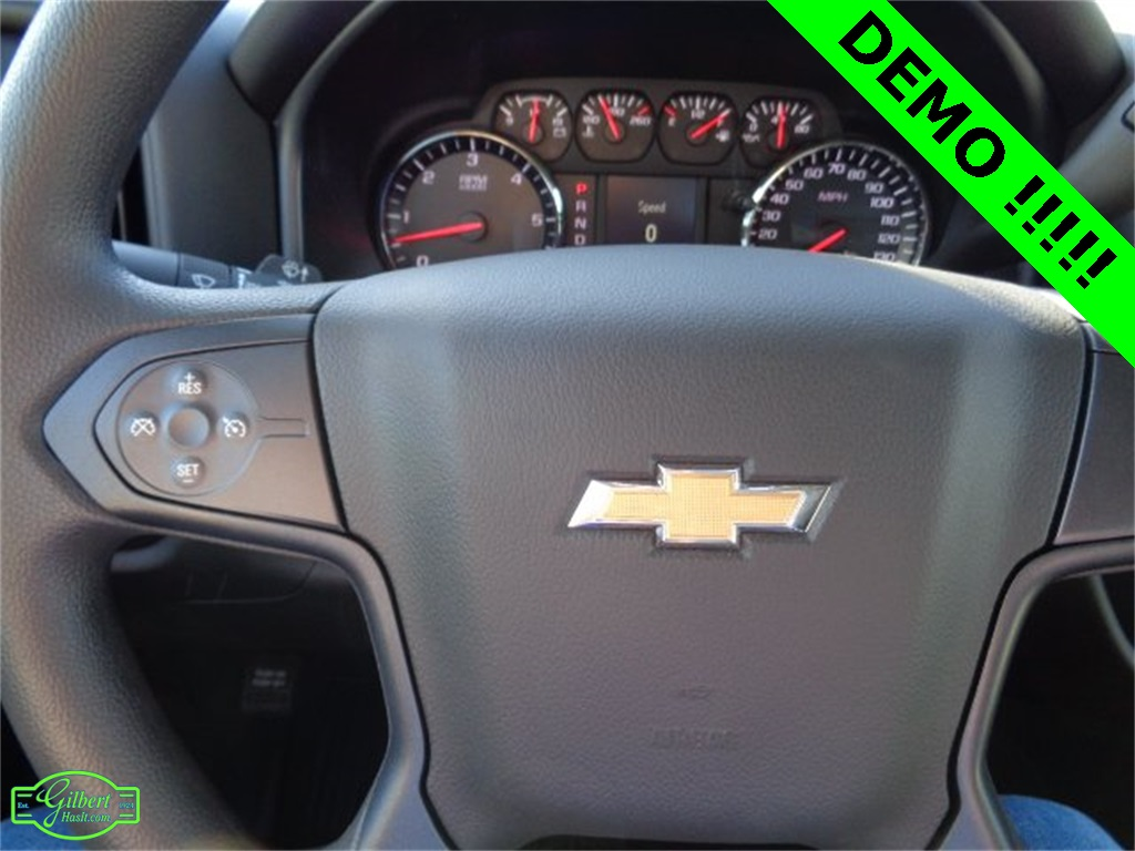 2018 Silverado 1500 Crew Cab 4x4, Pickup #N8221 - photo 21