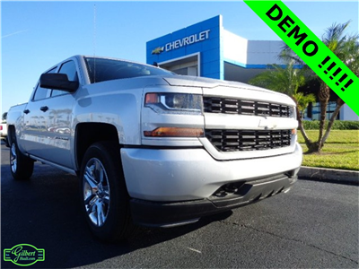 2018 Silverado 1500 Crew Cab 4x4, Pickup #N8221 - photo 31
