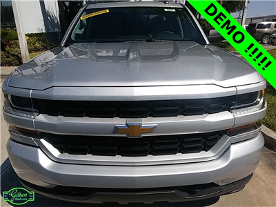 2018 Silverado 1500 Crew Cab 4x4, Pickup #N8221 - photo 4