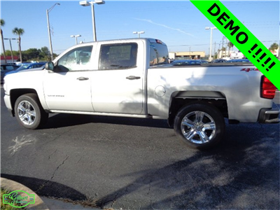 2018 Silverado 1500 Crew Cab 4x4, Pickup #N8221 - photo 7
