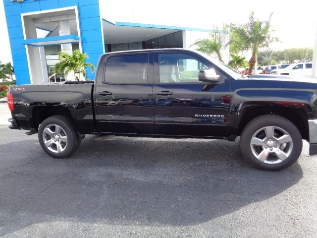 2018 Silverado 1500 Crew Cab 4x4, Pickup #N8222 - photo 4